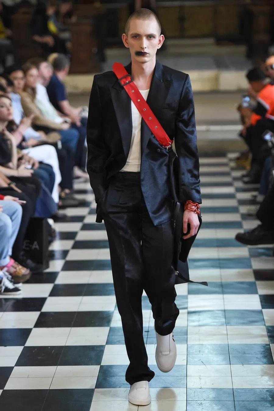 Matthew Miller Spring 2018 Menswear London Men's Fashion Week