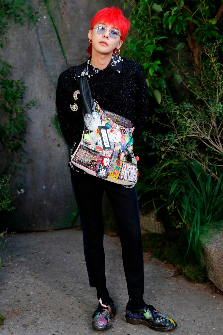 Image result for g dragon chanel