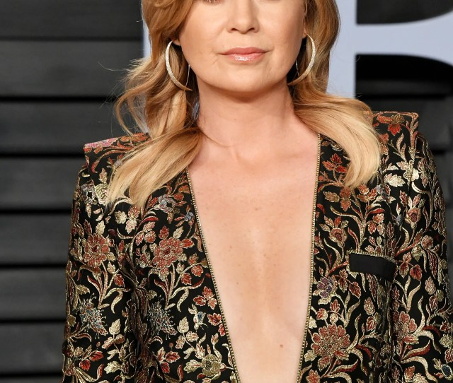 Ellen Pompeo Snapped About Equal Pay Diversity In Hollywood Heres Why Were Loving It Vogue