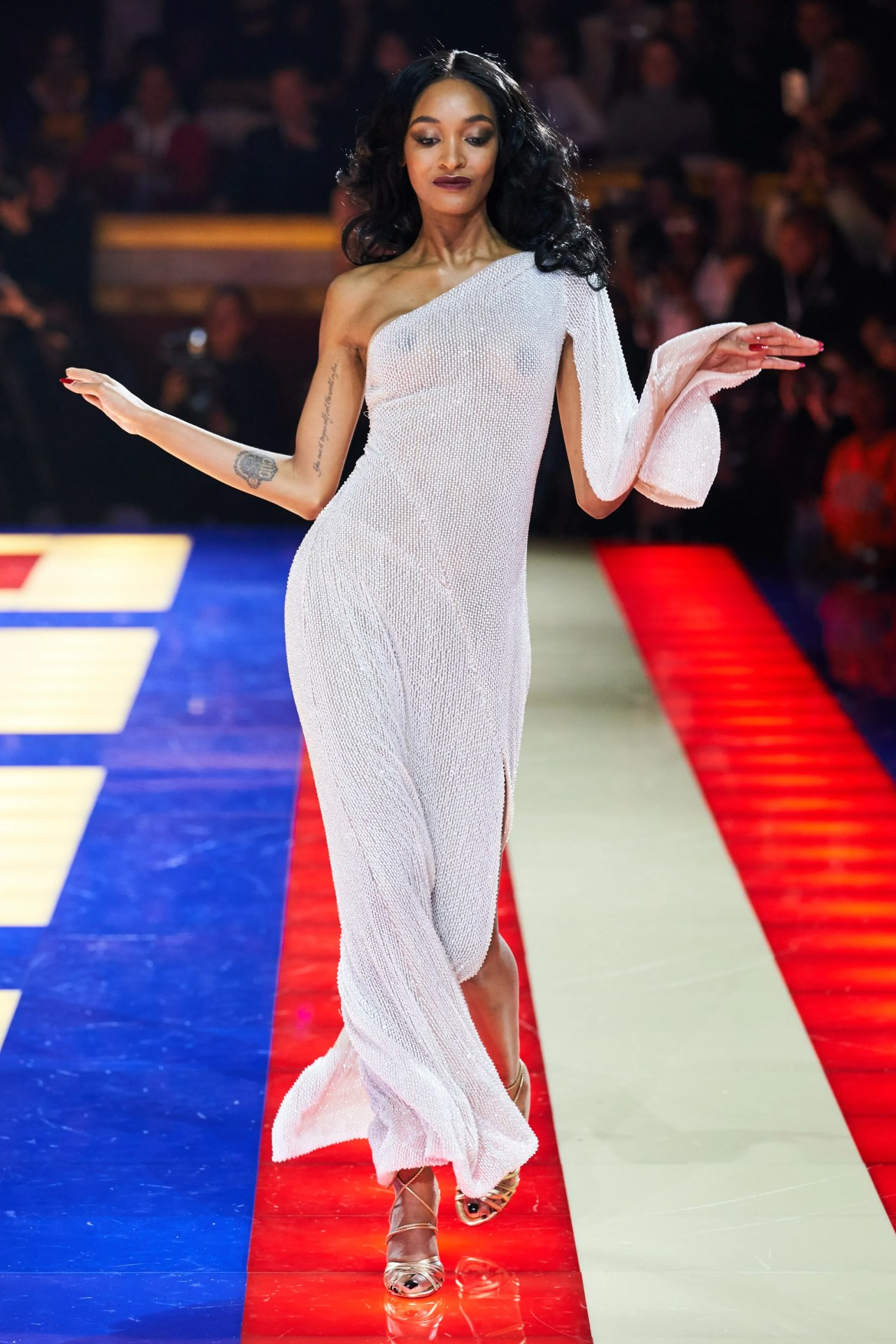 aa38114d Tommy was totally blindsided by the direction Zendaya and Roach took the  collection. Once he introduced them to his design team, ...