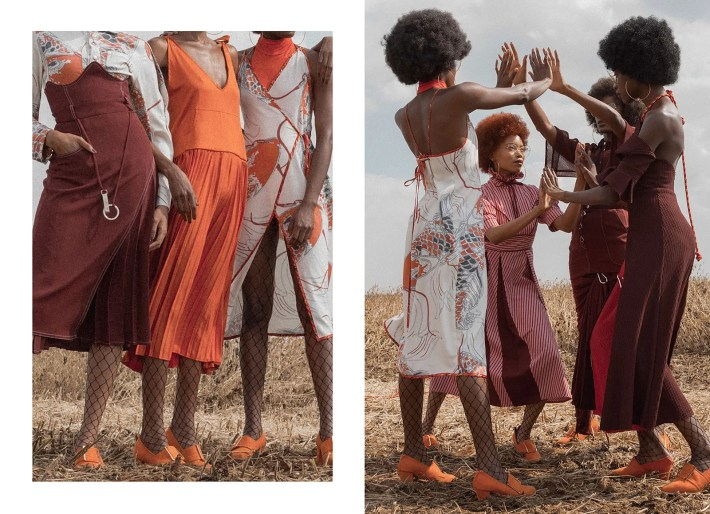 Meet Thebe Magugu the Designer at the Heart of South Africas Cultural Renaissance