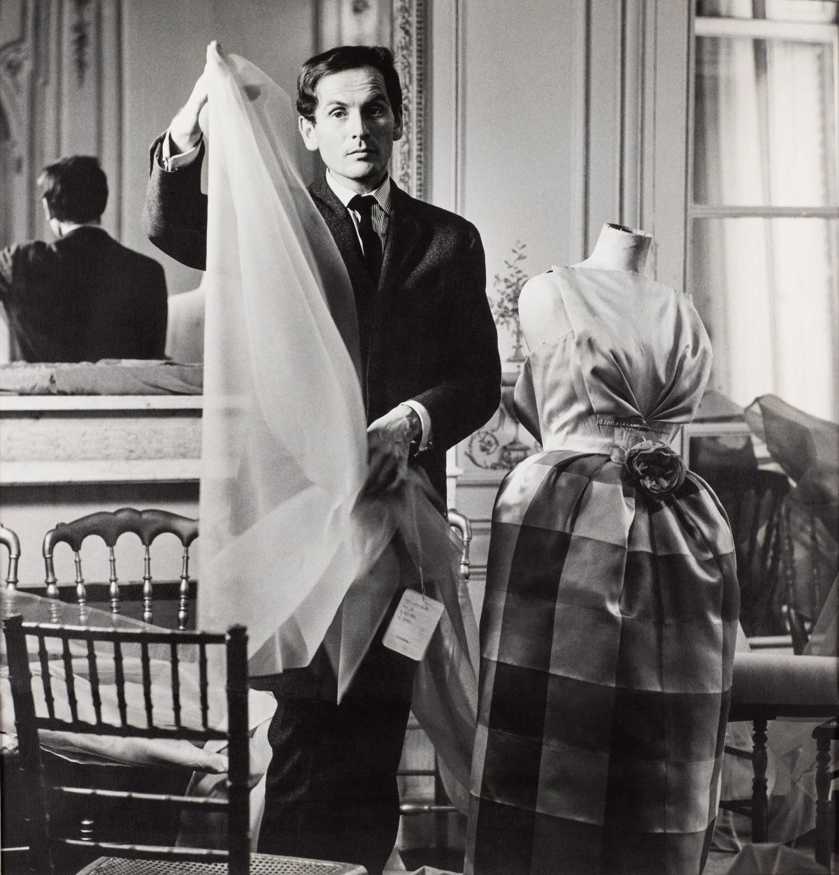Legendary French fashion designer Pierre Cardin has died at age 98