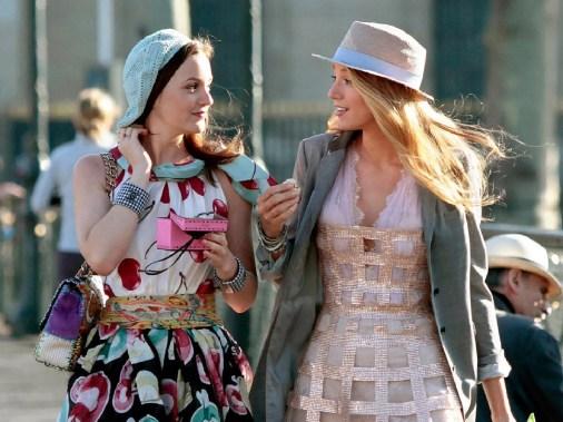 Blair et Serena - Gossip Girl, les fashions victimes new-yorkaises !