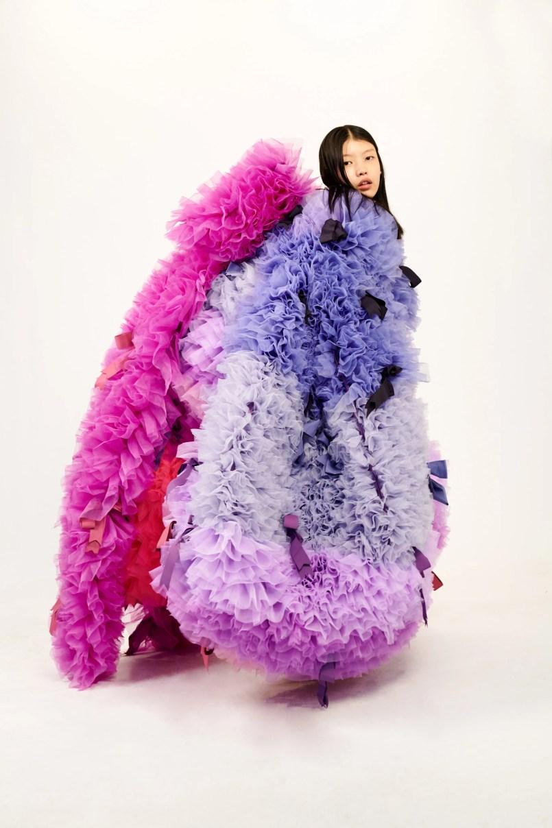Неделя моды в Нью-Йорке: Tomo Koizumi S/S 2020