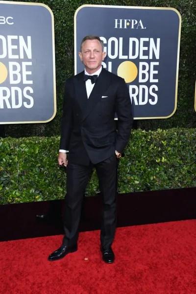 Globurile de Aur 2020 Daniel Craig