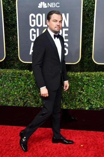 Globurile de Aur 2020  Leonardo DiCaprio