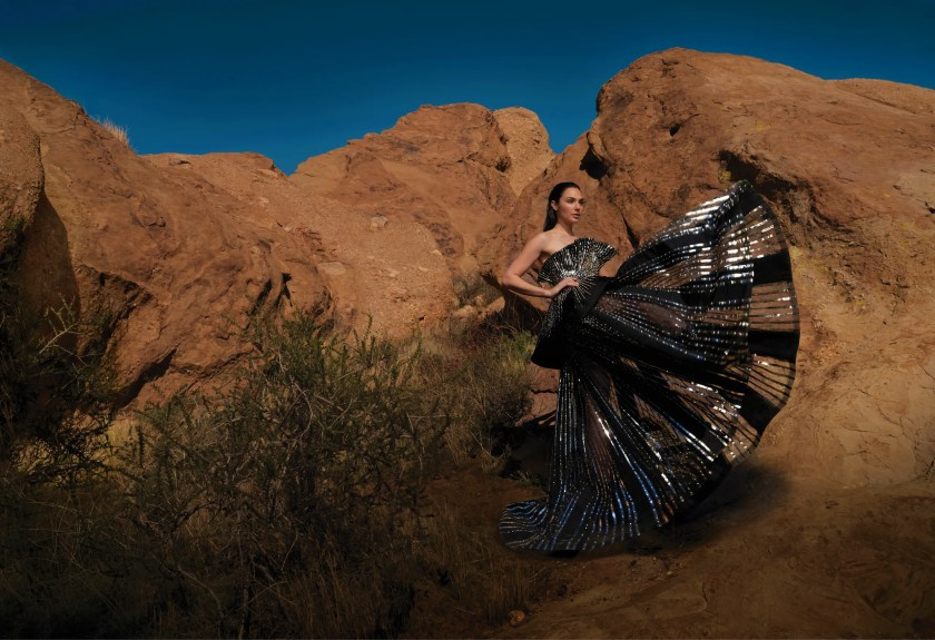 Taking Wing nbsp I am an actress but at the same time I have this appetite to do morebigger deeper more interesting....