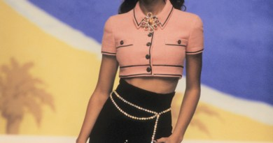 The Chain Belt Is Poised To Be the Accessory of Summer
