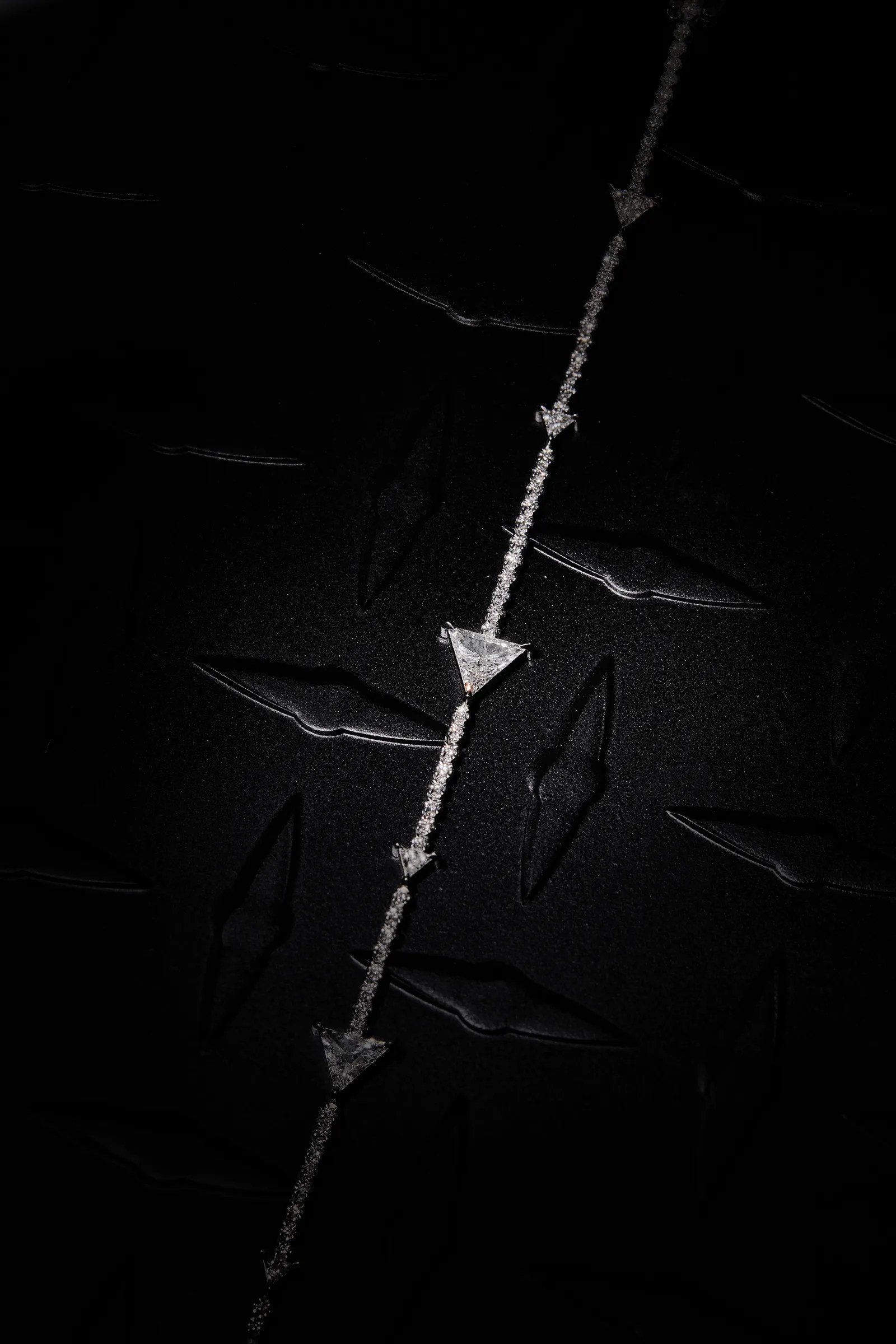A bracelet from Eva Fehren's new collection