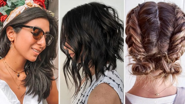 21 cool hairstyles for women: hairstyles for short and long
