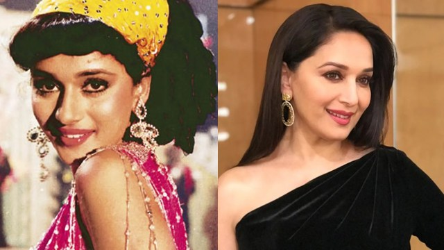 bollywood celebrity madhuri dixit's complete beauty
