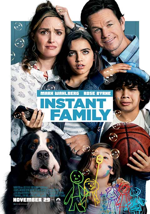 Instant Family Now Showing Book Tickets VOX Cinemas UAE
