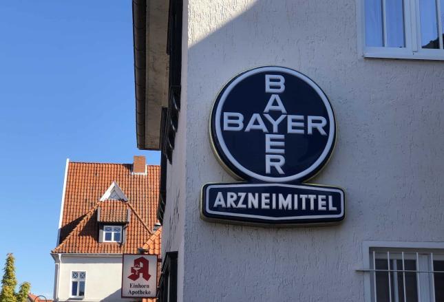 die bayer aktie