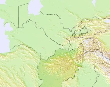 HD Decor Images » Afghanistan Weather Map