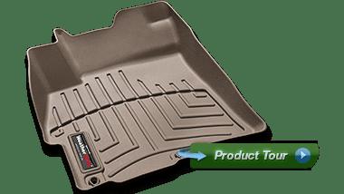 weathertech floor liners