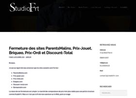 bureaumalin.com at WI. Fermeture des sites ParentsMalins ...