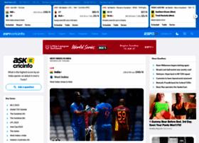 espncricinfo.com at WI. Check Live Cricket Scores, Match ...