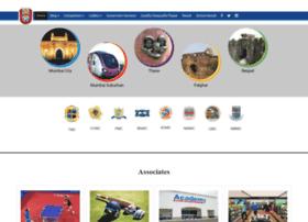 mumbaidivsports.com at WI. Mumbai Div Sports