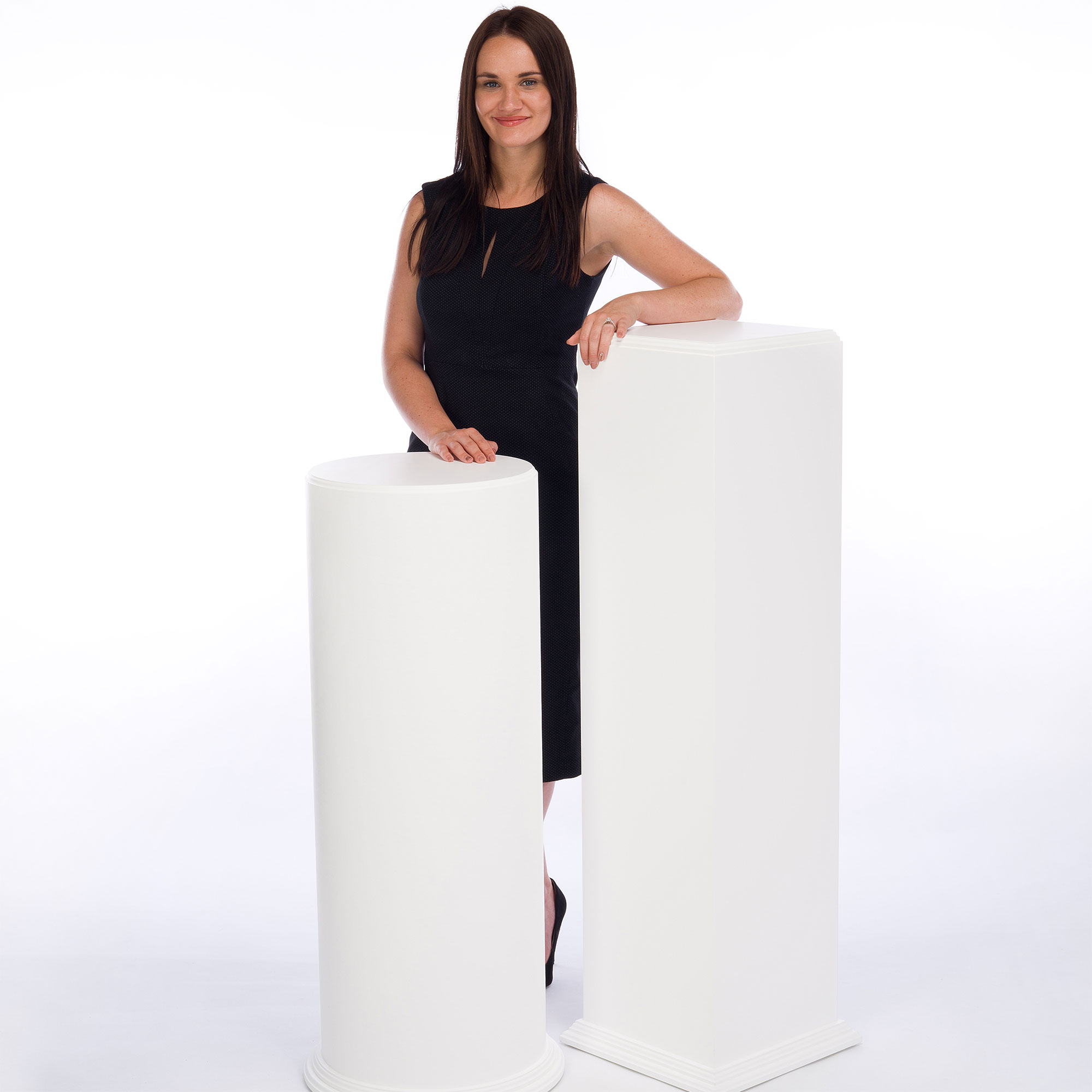 Display Plinths Hire Or Buy