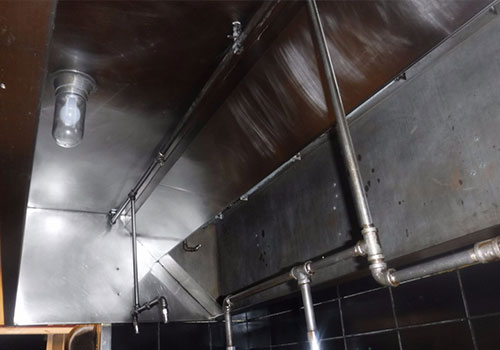 hood cleaning kitchen exhaust