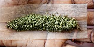 ground up weed