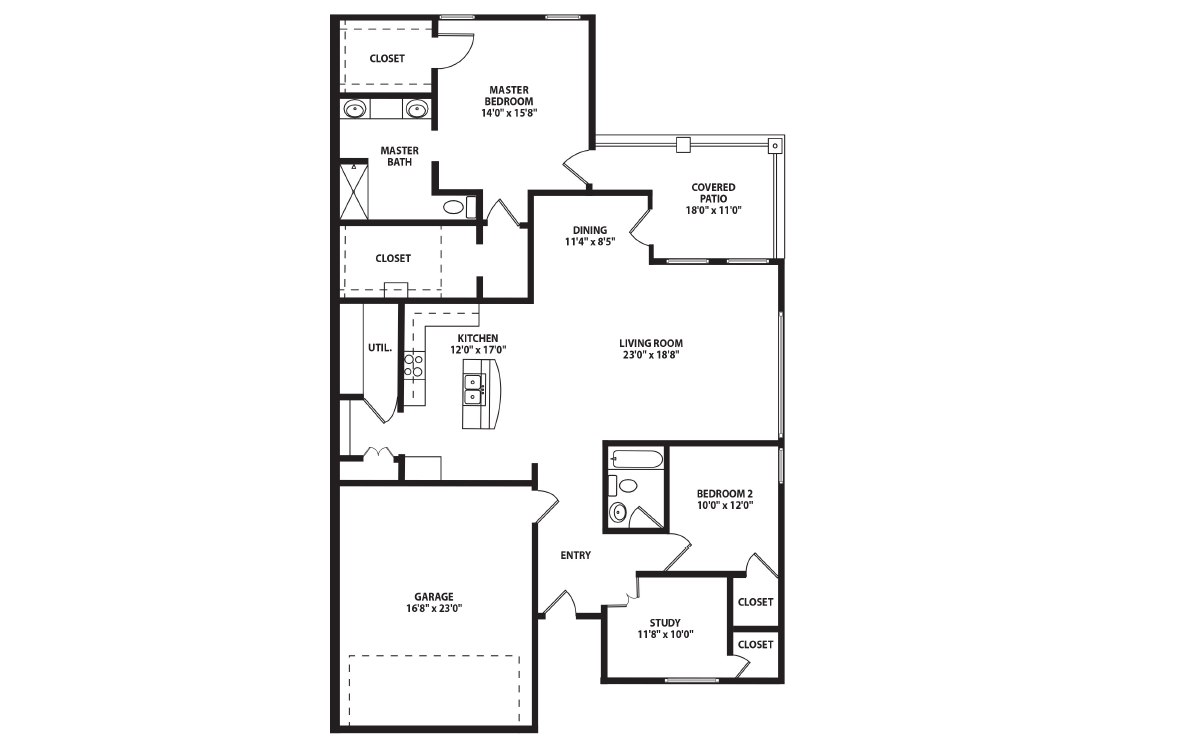 floor plans mrc pinecrest