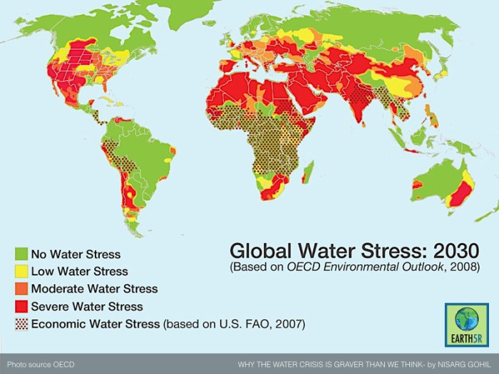 Image result for the worlds water crisis