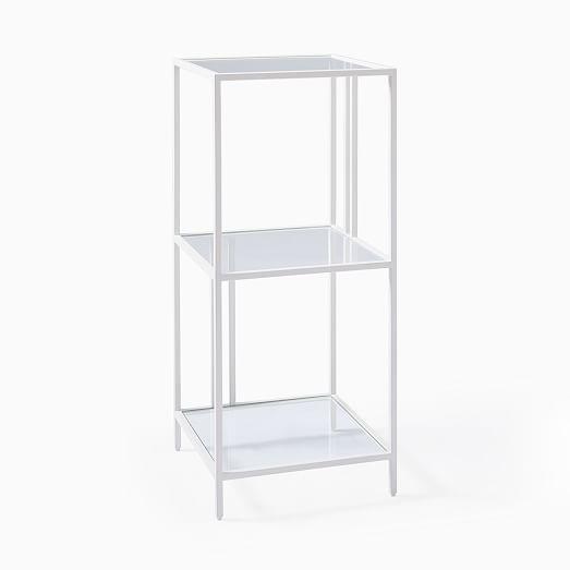 profile small storage shelf