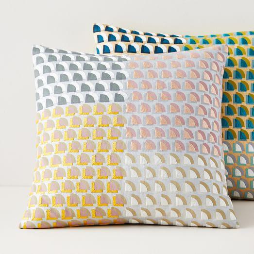 avant garde pillow covers