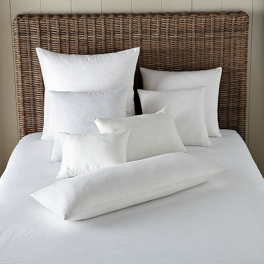 decorative pillow insert 24 sq