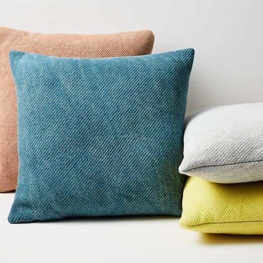 garment washed indoor outdoor pillow