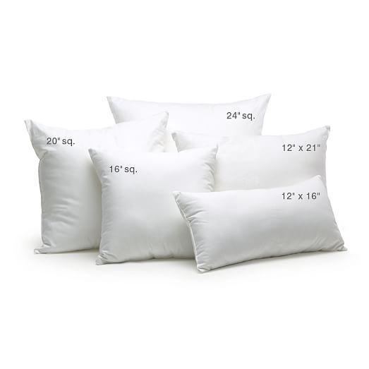 24x24 pillow insert online