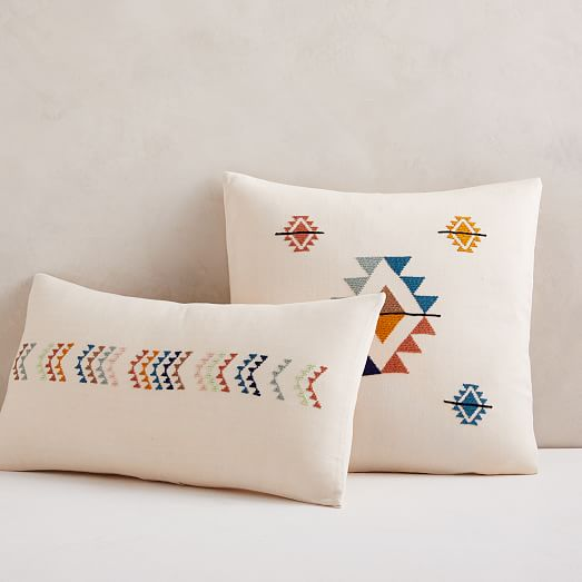 mexican pillow cover