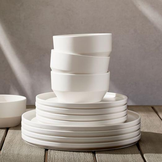 https www westelm com products modern melamine dinnerware e2405
