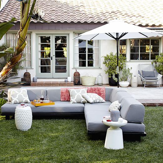tillary outdoor modular seating