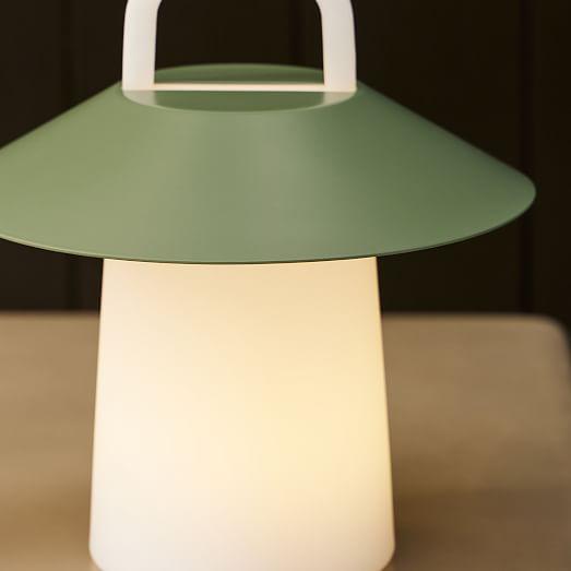 west elm x good thing outdoor lantern