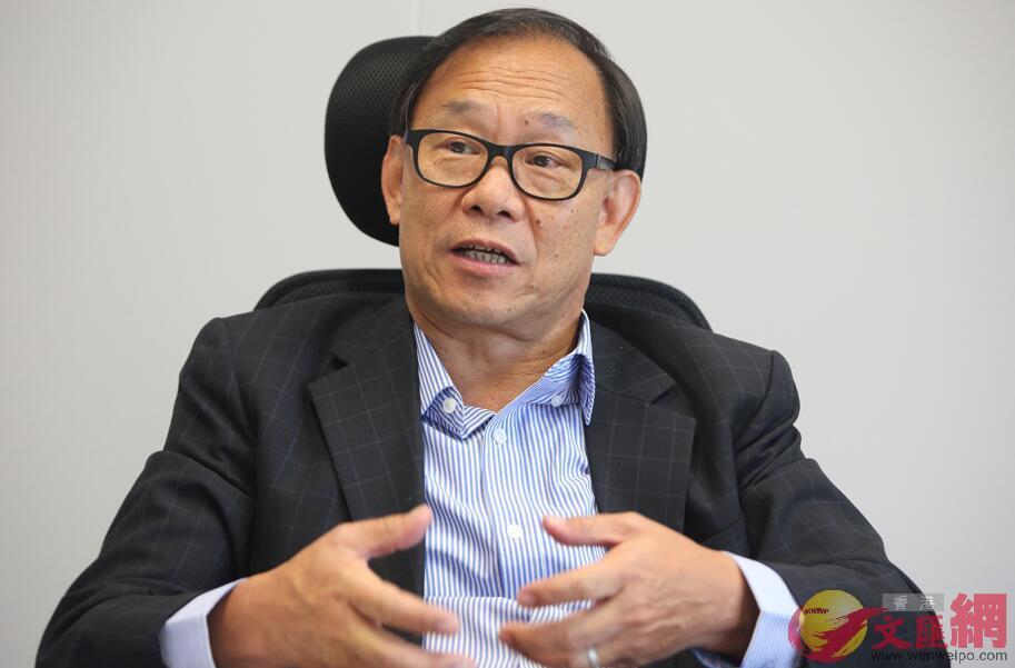 取締「民族黨」|梁志祥: 港府打擊「港獨」有決心有行動 - 香港文匯網