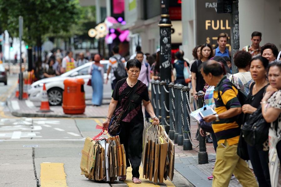 綜援租金津貼及長生津入息限額下月起調高 - 香港文匯網
