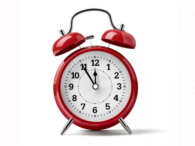 Alarm 4 Hours Now