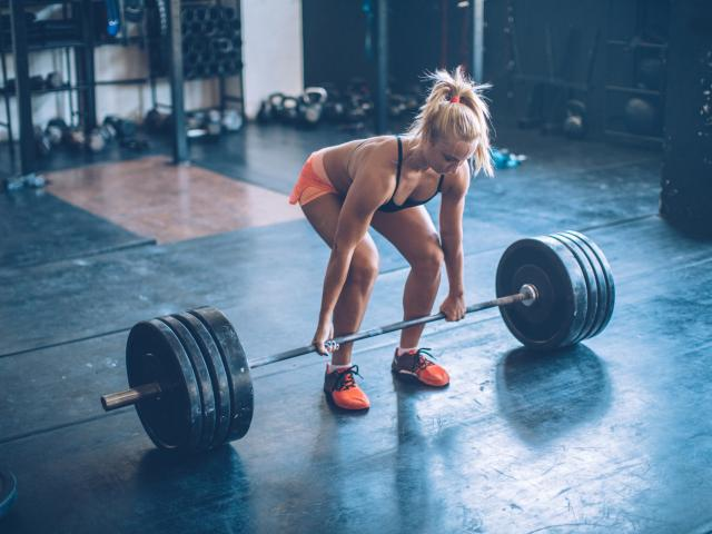weight lifting, barbell workout, barbell exercise, woman weight lifting, build muscle, tone, burn fat