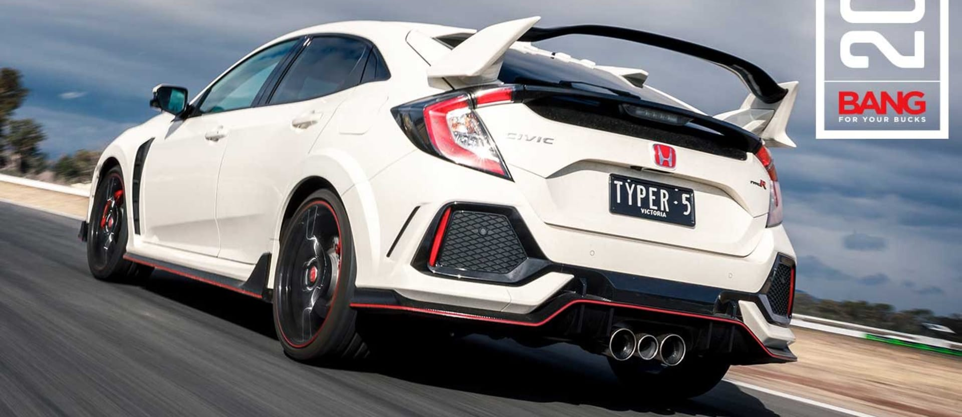 honda civic type r track review wins