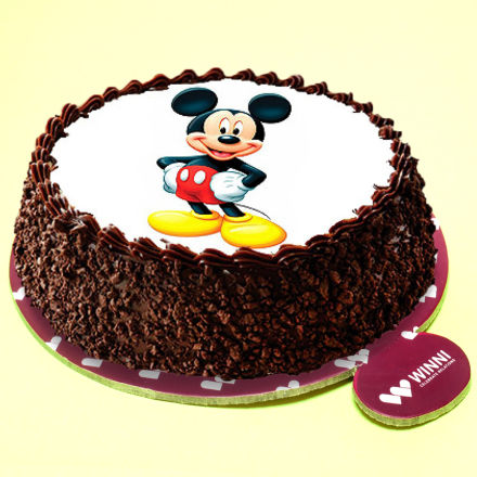 Send online cake for your kids and make his birthday memorable with myflowertree! 1st Birthday Cake Cakes On 1st Birthday For Girls Boys Winni