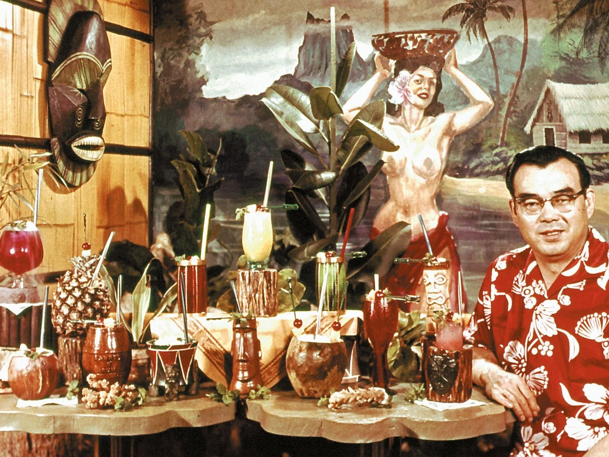 The Bizarre Rise And Fall Of The Tiki Bar