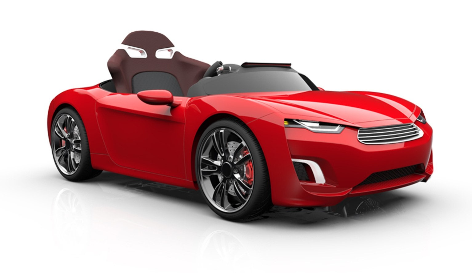 Luxury Electric Car For Kids Comes With 4 Wheel Drive