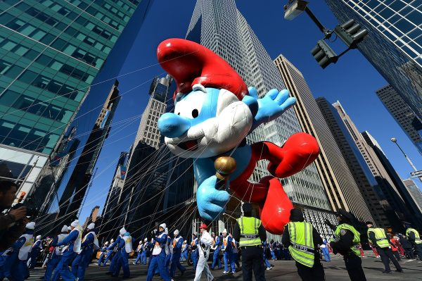 The Physics of the Macy's Thanksgiving Day Parade Balloons ...