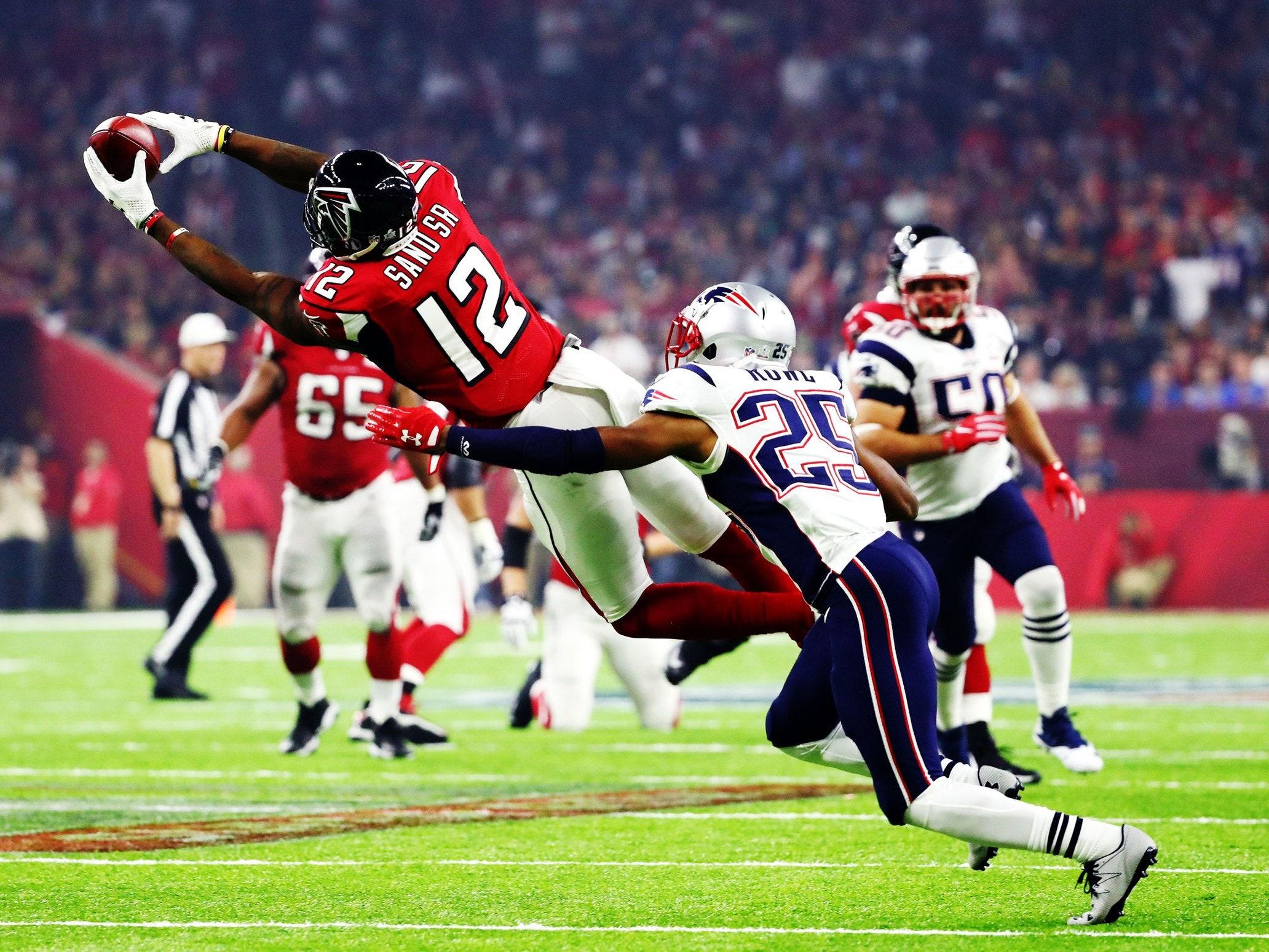 The Patriots Super Bowl Comeback Explained By A Blackjack