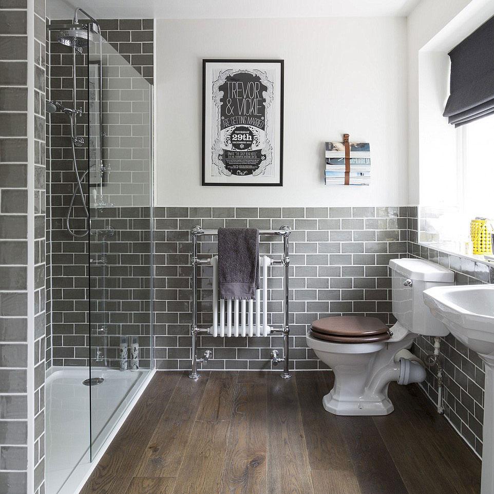 Bathroom Flooring Ideas Inspiration Woodpecker Flooring