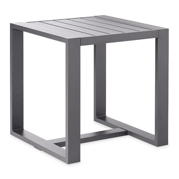 santa barbara outdoor side table