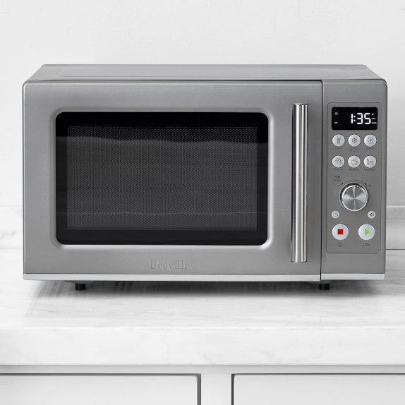 breville compact wave soft close microwave