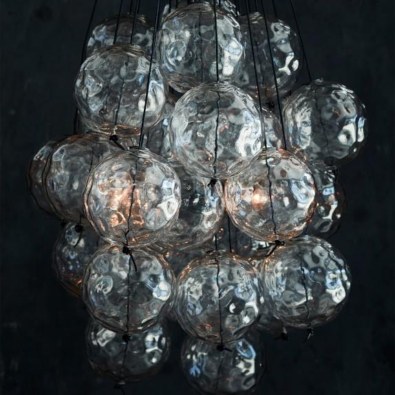 berlin glass chandelier